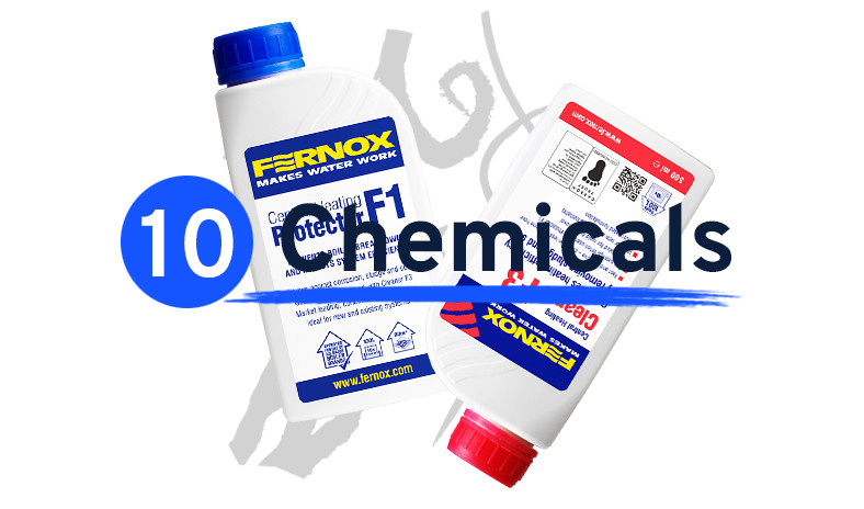Chemical flush cost