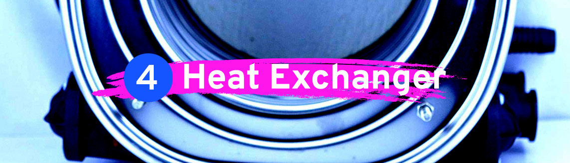 Leaking Heat Exchanger