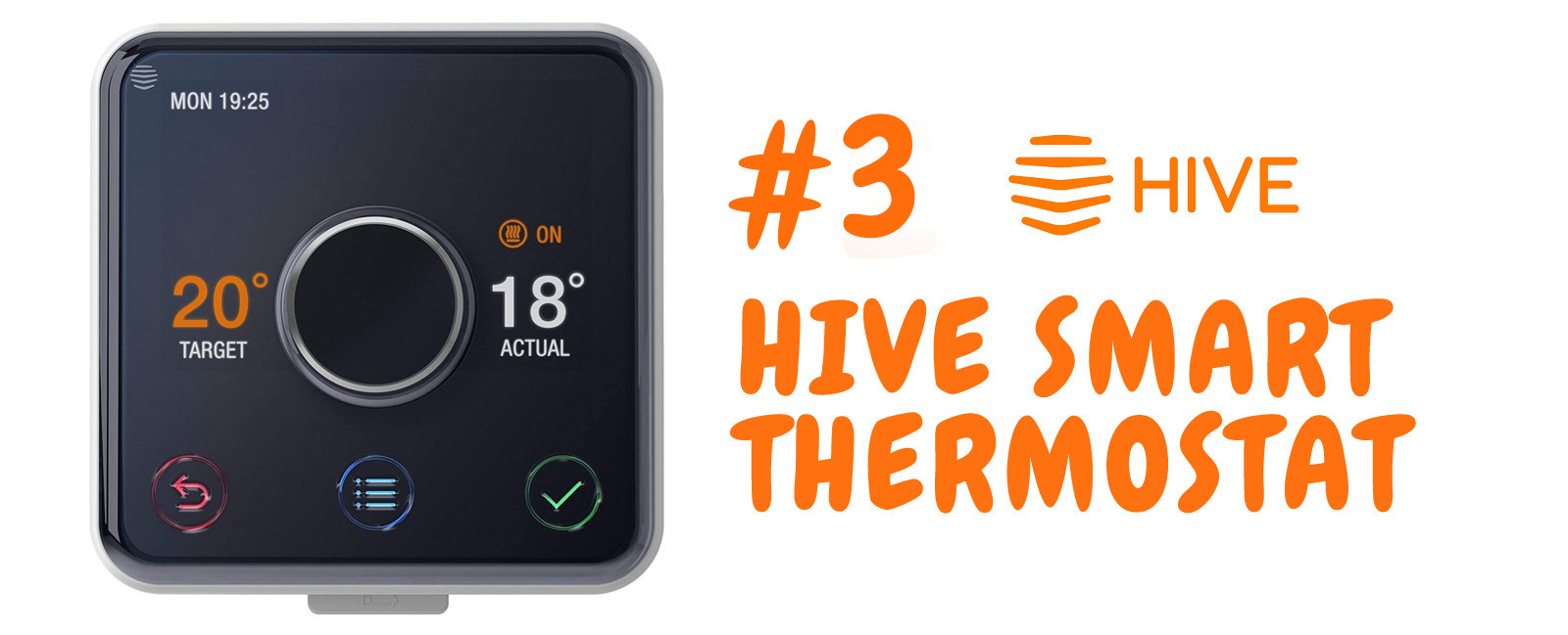 Hive Smart Thermostat