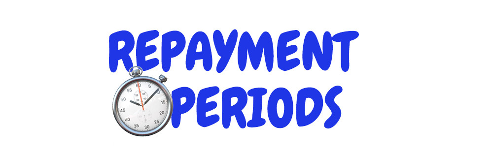 Pay monthly boiler repayment periods