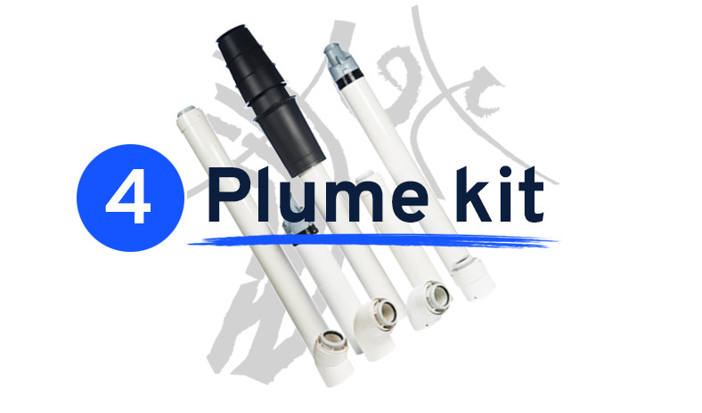 Plume kit cost