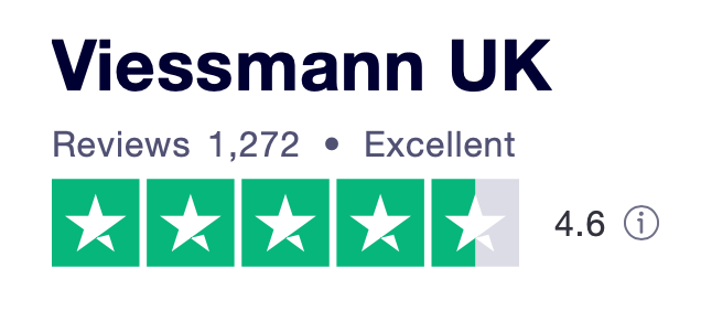 Viessmann Boilers TrustPilot Reviews